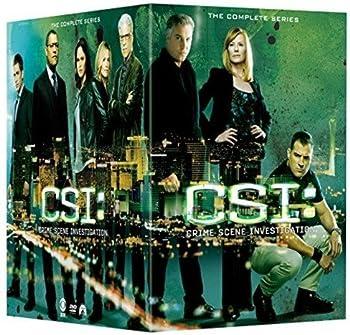 CSI: Crime Scene Investigation: The Complete Series on DVD