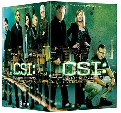 Price comparison product image CSI: Crime Scene Investigation: The Complete Series