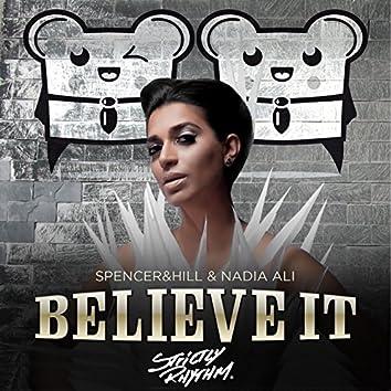 Believe It (Radio Edit)