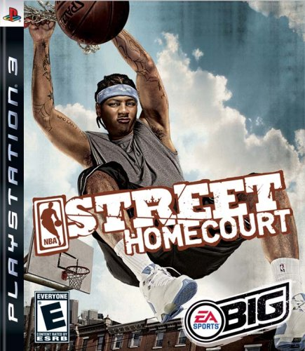 NBA Street Homecourt - Playstation 3 by Electronic Arts