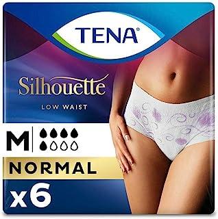 Tena, Lady pants, Discreed, tek kullanımlık pantolon, M: Medium (70-100 cm kalça çevresi), 6'lı paket