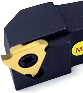 Maifix MGHH325R-200//800 25mm Alloy Steel Holder 3mm Width Groove Cutting CNC Lathe Grooving Tool