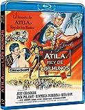 Atila, rey de los hunos (BD) [Blu-ray]