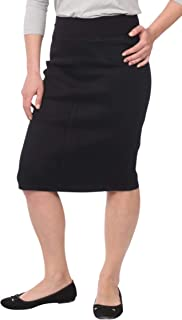 Best maternity jean skirts long Reviews
