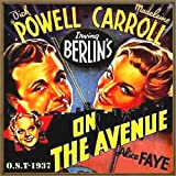 "album cover: ""On the Avenue"" featuring, among others, The Ritz Brothers"