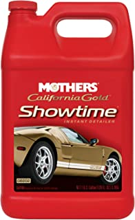Mothers California Gold Instant Detailer 1 Gallon Gold - 658202,Red