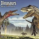 Dinosaurs Wall Calendar 2020