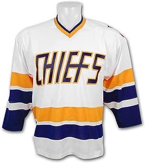 *Slapshot* Charlestown Chiefs Replica Home Jersey - Size Large