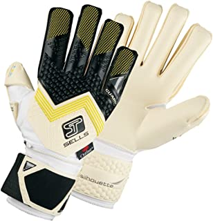 Sells Silhouette Elite Climate Guard Finger Protection Goalkeeper Gloves for Soccer