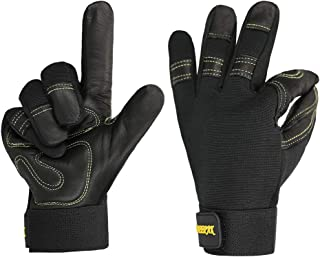 Best small leather work gloves Reviews