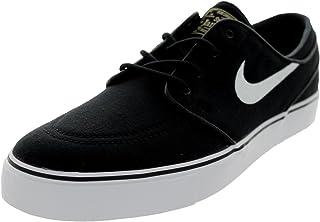 Nike SB Zoom Men's Stefan Janoski Slip On Skateboard Shoe (8.5 M US, GunsmokeGunsmokeWhite)