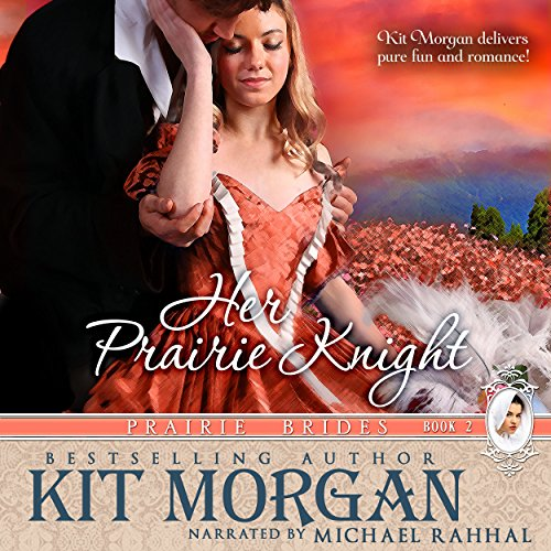 Her Prairie Knight  audiobook cover art