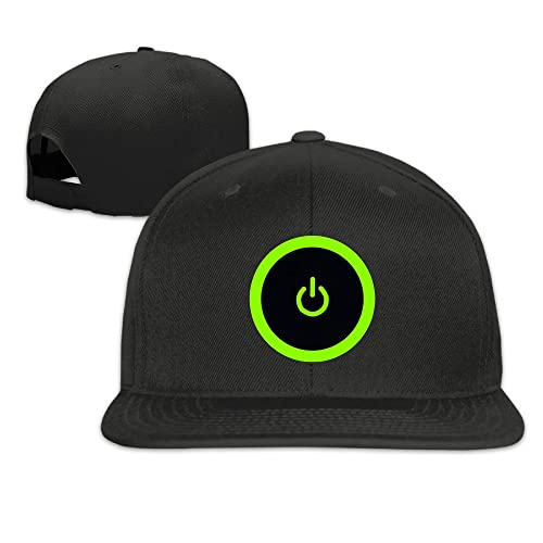 fde4572ac89325 Gaming Power Button Gamer Pride Cool Style Snapbacks Trucker Hats