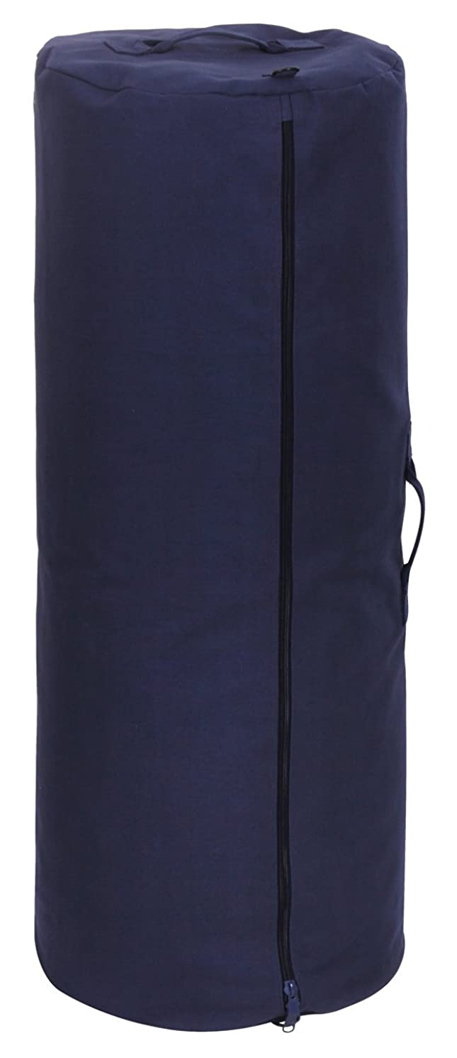 Rothco Canvas Zipper Duffle Bag