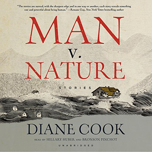 Man v. Nature audiobook cover art