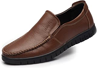 DADIJIER Zapatos Slip On Loafer para Hombre Oxfords Formales Soft Outsoles Large Size Fashing Sneak