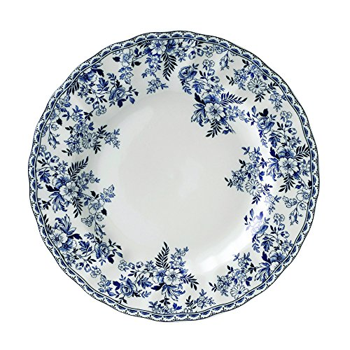 "Johnson Brothers Devon Cottage 10.6"" Dinner Plate, Multicolor"