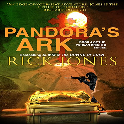 Couverture de Pandora's Ark (Revised Edition)