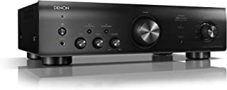 Denon PMA-600NE Stereo Integrated Amplifier   Bluetooth Connectivity   70W x 2 Channels   Built-in DAC and Phono Pre-Amp   Analog Mode   Advanced Ultra High Current Power