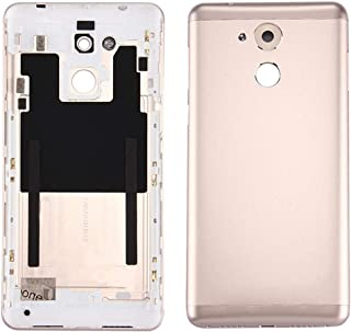 Alicewu Wjh For Huawei Enjoy 6s Battery Back Cover(Gold) Alicewu (Color : Gold)