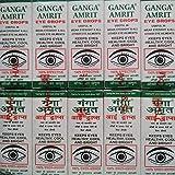 Best Eye Drops - AYURVEDIC Ganga Amrit Eye Drop (25 ml)-Set of Review