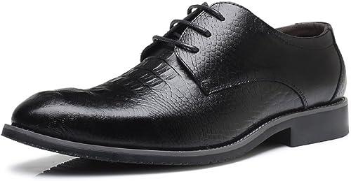 AARDIMI Chaussures de Ville à Lacets pour Homme Homme Homme 6b4