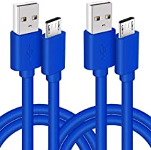 Best 2 Pack 10Ft PS4 Controller Charging Cable for Xbox One Slim/Elite/X Controller,Sony Playstation 4 PS4 Slim/Pro,Dualshock 4,PS4 Vita,Charge and Play,Long Micro USB Fast Charger Data Sync Cord Wire Review