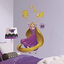 Asian Paints Nilaya Disney Sparkling Rapunzel Giant wall stickers