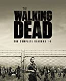 Walking Dead The Seasons 1-7 [Edizione: Regno Unito] [Reino Unido] [Blu-ray]