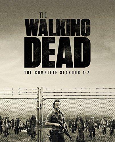 The Walking Dead Seasons 1-7 [Blu-ray] [UK-Import]