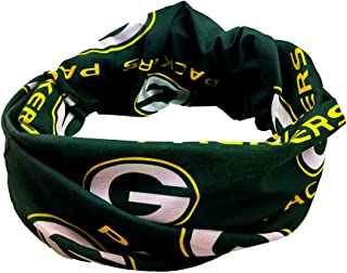 green bay packers headband