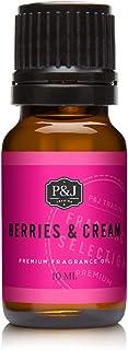 Berries & Cream - Premium Grade Scented Oil - 10ml