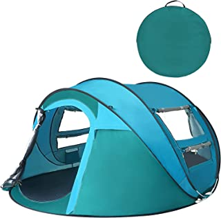 3-5 Person Tents for Camping Pop up Beach Tent Portable...