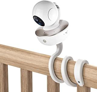 Universal Baby Monitor Mount for Arlo/Motorola Baby Monitor/Nannio Monitor/HelloBaby - Versatile for Any Other Cameras wit...