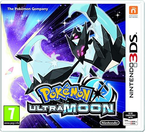 Pokémon Ultra Moon - Nintendo 3DS [Importación inglesa]