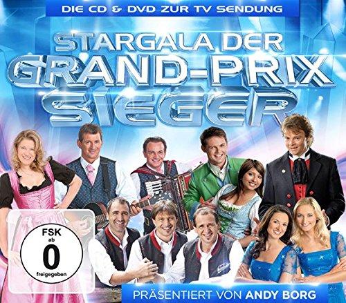 Stargala der Grand-Prix-Sieger (CD & DVD)