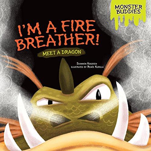 I'm a Fire Breather! copertina