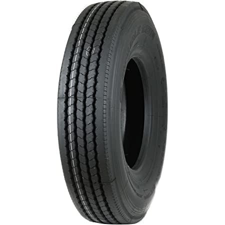 Double Coin RT500 Premium Low Profile All-Position Multi-Use Commercial Radial Truck Tire - 215/75R17.5 16 ply