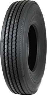 Double Coin RT500 Premium Low Profile All-Position Multi-Use Commercial Radial Truck Tire - 8R17.5 12 ply