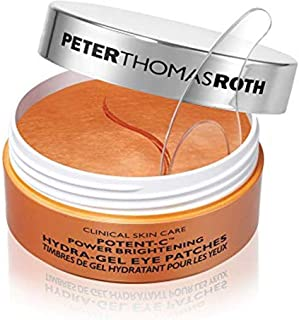 Peter Thomas Roth Potent-C Power Brightening Hydra-Gel Eye Patches, 60 count