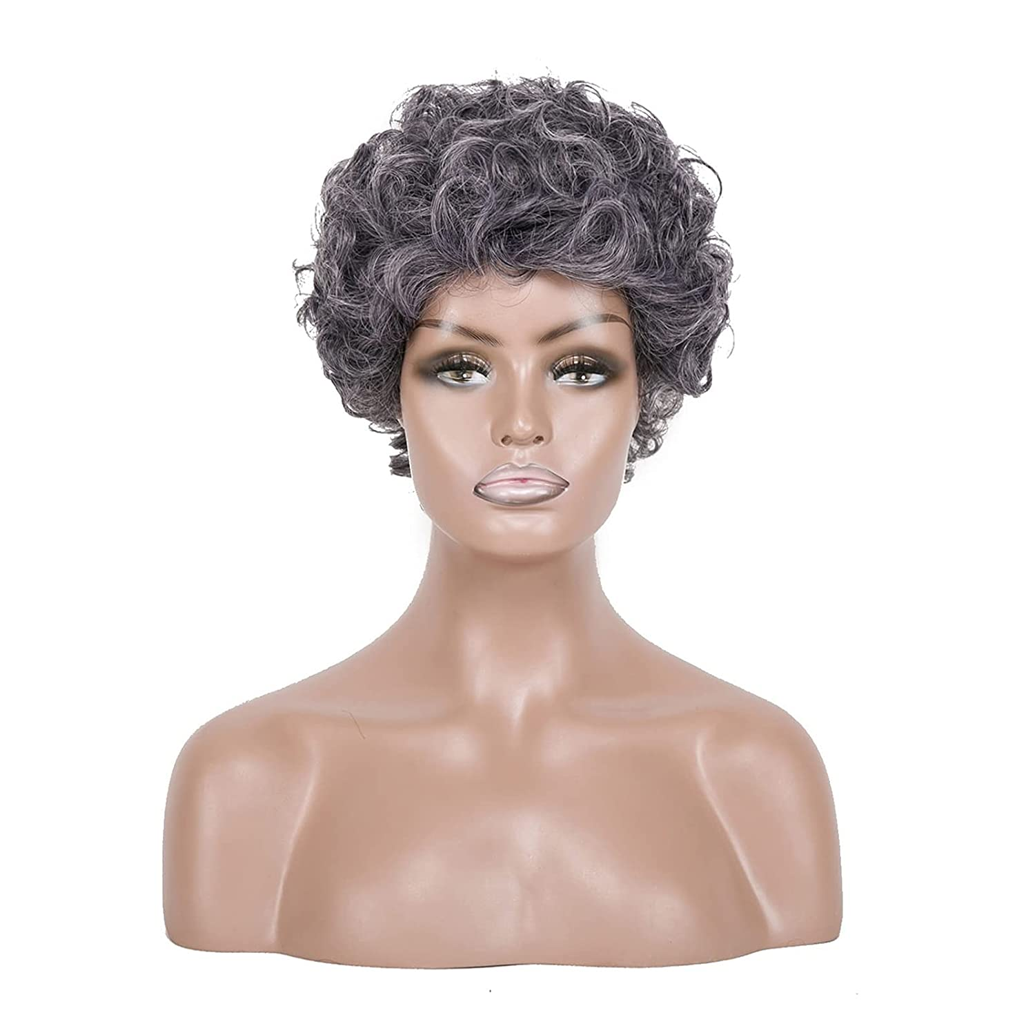 wigs for Selling rankings women Short Hair Wigs Curly wholesale Bangs,Women African With