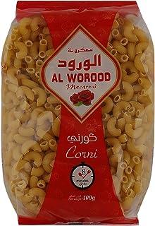 AL WOROOD Corni Macaroni 400 g