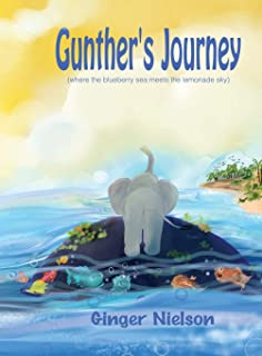 Gunther's Journey: where the blueberry sea meets the lemonade sky