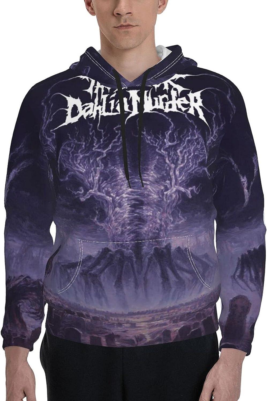 TheBlackDahliaMurder Soldering Everblack Pullover Men Classic SALENEW very popular!