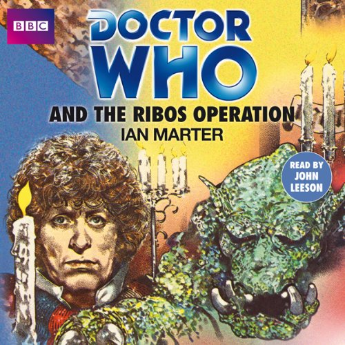 Doctor Who and the Ribos Operation cover art