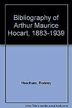 A bibliography of Arthur Maurice Hocart (1883-1939);