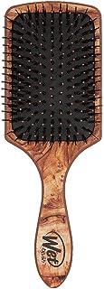 Wet Brush Detangler Hairbrush with Soft IntelliFlex Bristles, Detangler for All Hair Types - Nut, Multicolor
