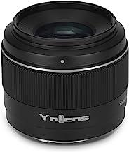 $119 » YONGNUO YN50mm F1.8S Lens 50mm F1.8 Larege Aperture APS-C Standard Prime E-Mount Auto Manual Focus AF MF USB for Sony Cameras