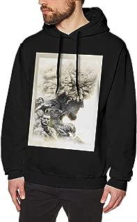 RDYLLLY Khabib Nurmagomedov Logo Men's Hoodie Sweatshirt