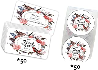 Thank You for Your Order Purchase Cards 3.5